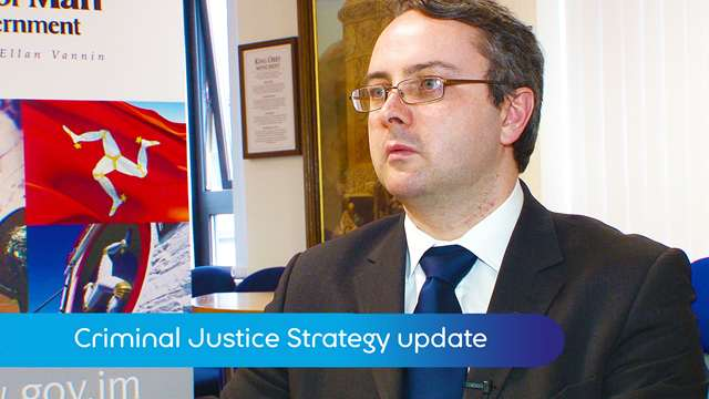 Preview of - Criminal Justice Strategy update
