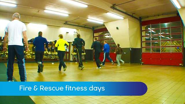Preview of - Fitness sessions with IoM Fire & Rescue