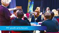 Island of Culture: youth arts forum