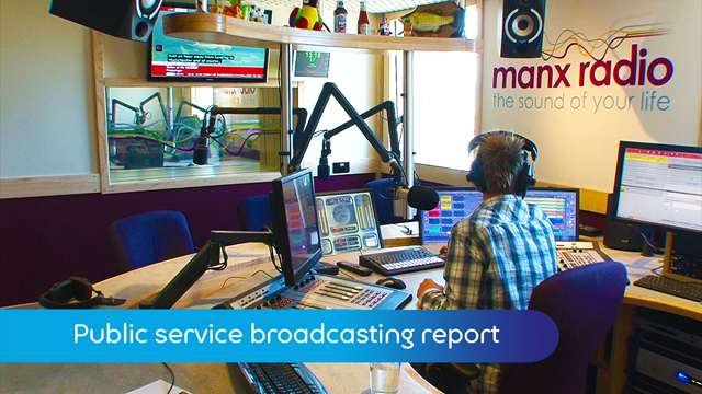 Preview of - Public service broadcasting report