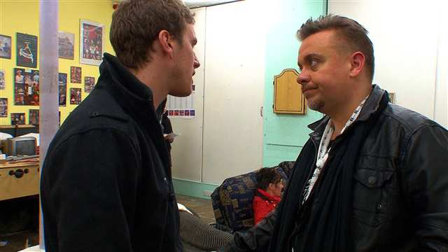 Preview of - Corrie actor holds workshop