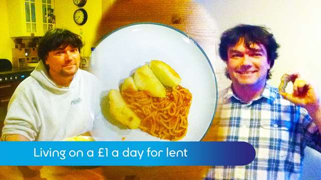 Preview of - Pound a day for lent