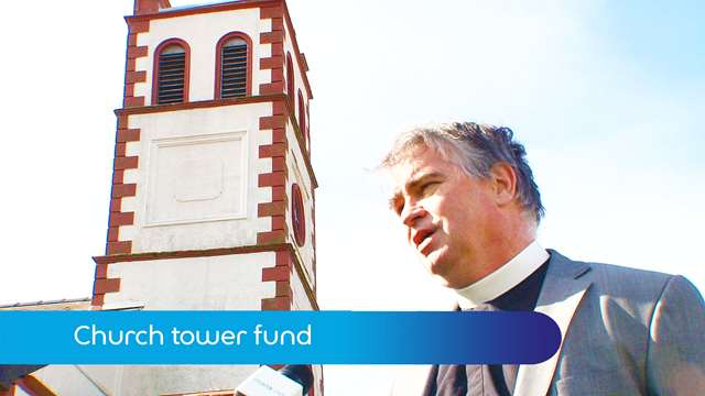 Preview of - £60,000 tower appeal