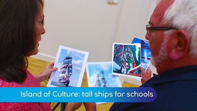 Preview of - Island of Culture: tall ships
