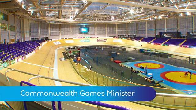 Preview of - Commonwealth Games Minister
