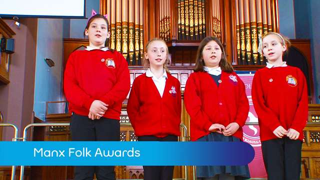 Preview of - Island of Culture: Manx Folk Awards