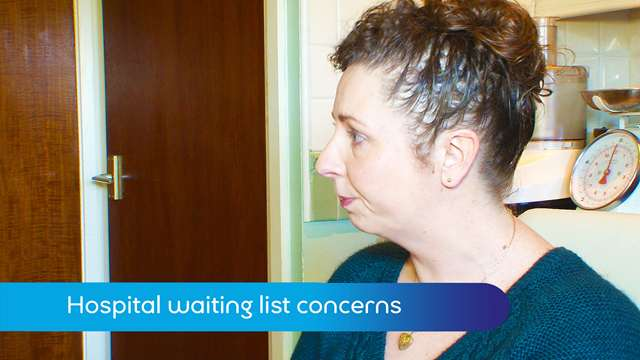 Preview of - Hospital waiting lists concerns