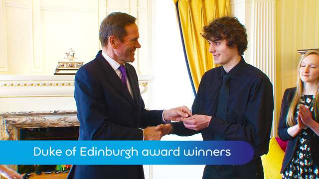 Preview of - Duke of Edinburgh gold awards