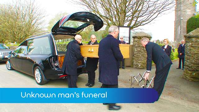 Preview of - Unknown man's funeral