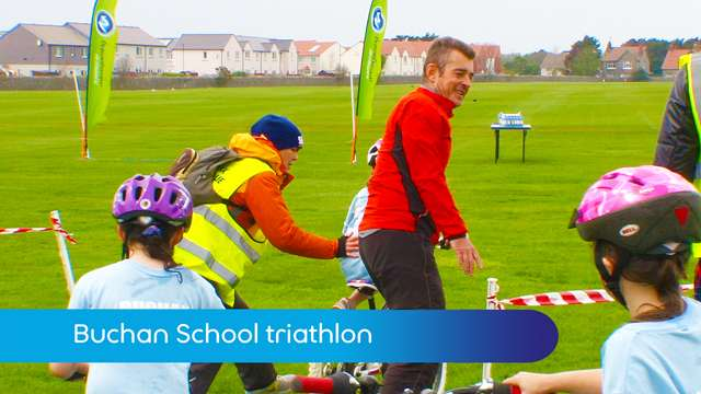 Preview of - Buchan School triathlon
