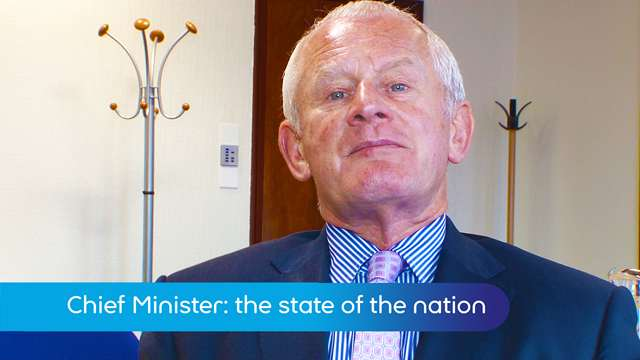 Preview of - Chief Minister: state of the nation