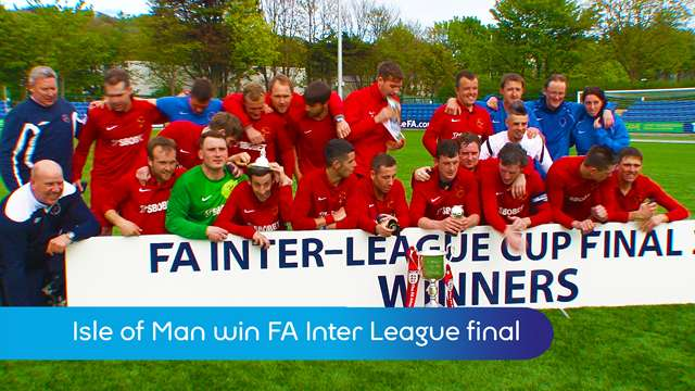 Preview of - FA inter-league cup final: the goals