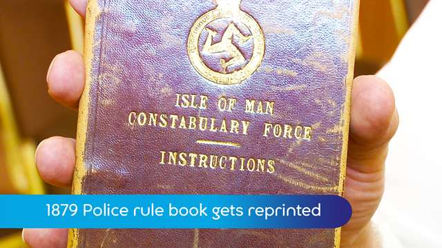 Preview of - 1879 police rule book republished