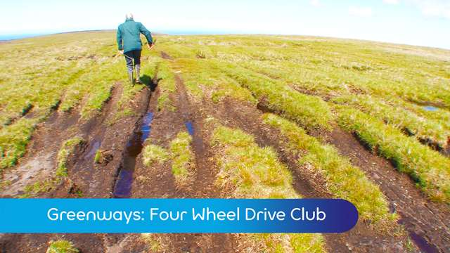 Preview of - Greenways: Four wheel drive club