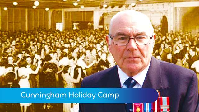 Preview of - Cunningham Holiday Camp remembered