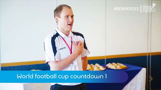 Preview of - World football cup countdown 1