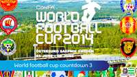 World football cup countdown 3