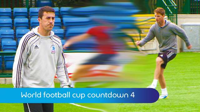 Preview of - World football cup countdown 4