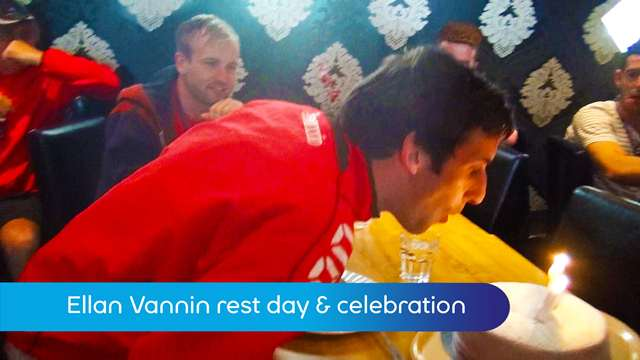 Preview of - Ellan Vannin rest day