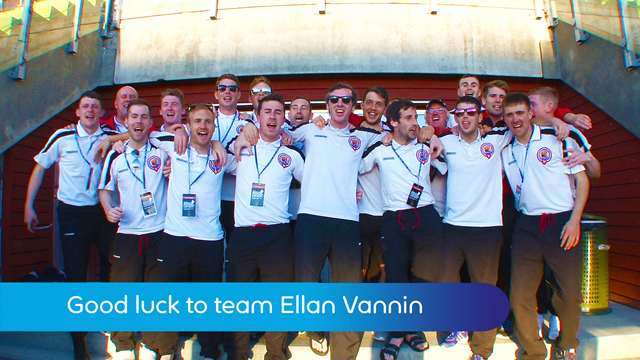 Preview of - Good luck team Ellan Vannin