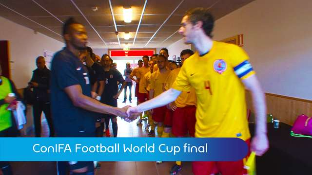 Preview of - World football cup final