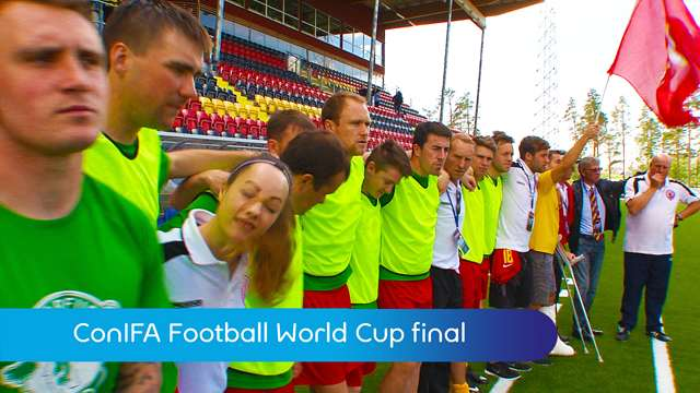 Preview of - ConIFA World Cup Final