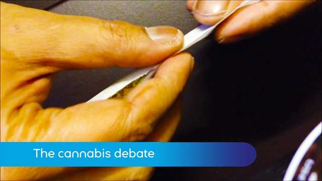 Preview of - The cannabis debate