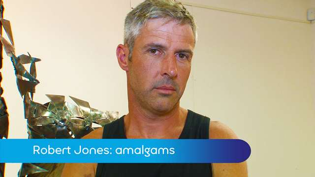 Preview of - Robert Jones: amalgams