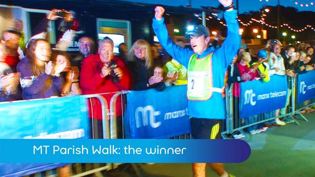 Preview of - MT Parish Walk: the winner
