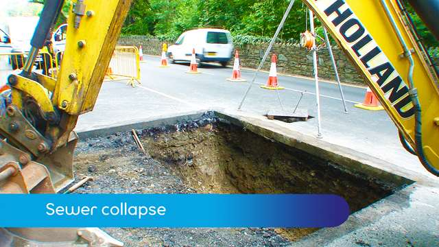 Preview of - Sewer collapse
