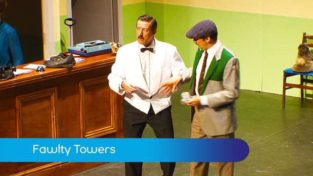 Preview of - Fawlty Towers