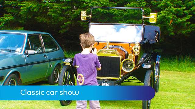 Preview of - Classic car show