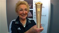 Olympic torch bearers announced