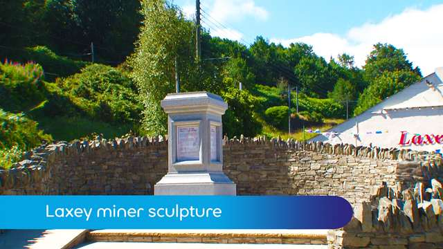 Preview of - Laxey miners sculpture