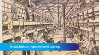 Knockaloe internment camp exhibition