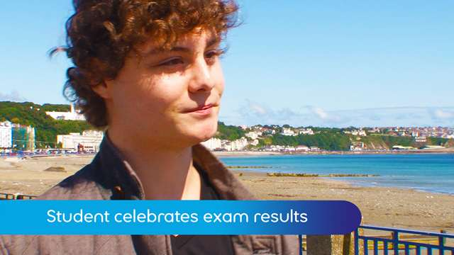 Preview of - Student achieves magnificent results