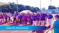 Relay for life preview