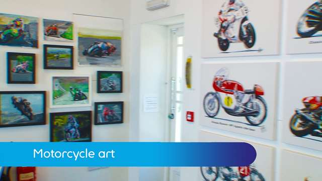 Preview of - Motorcycle art