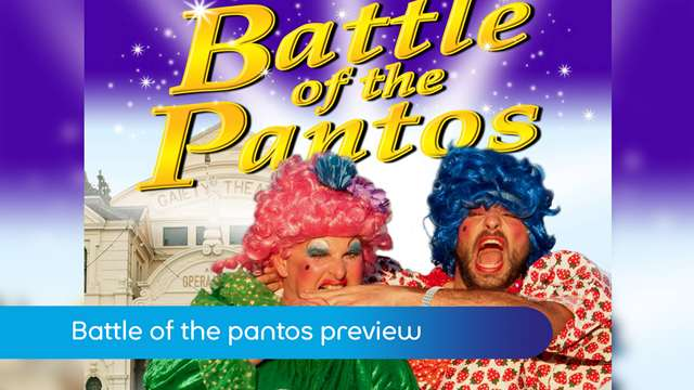 Preview of - Battle of the pantos