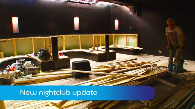 Preview of - Nightclub update