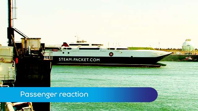 Preview of - Passenger reaction to ferry saga