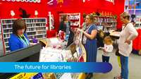 Future for mobile and family libraries