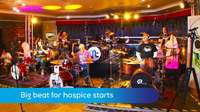 Big Beat for hospice starts