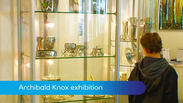 Preview of - Archibald Knox exhibition