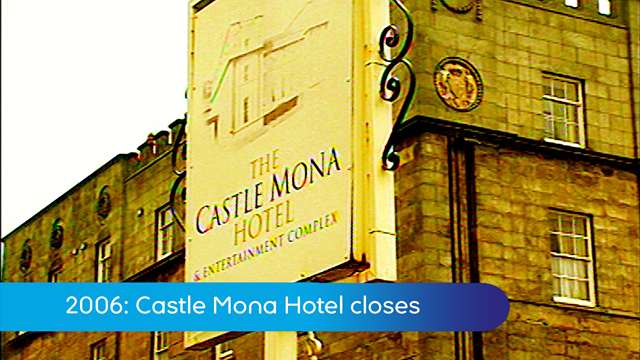 Preview of - 2006: Castle Mona Hotel closes