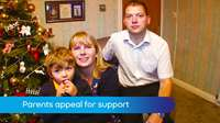 Parents appeal for support