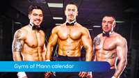 Gyms of Mann calendar