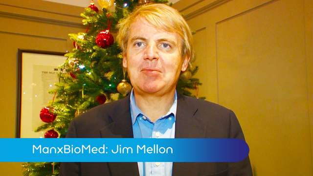 Preview of - ManxBioMed: Jim Mellon
