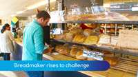 Breadmaker rises to challenge