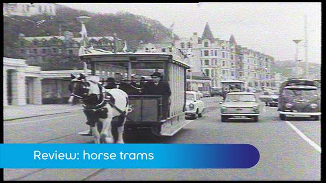 Preview of - Review: horse trams